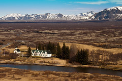 Village (ki) Tags: nature canon river landscape iceland kiss village open untouched 500d t1i x3rebel