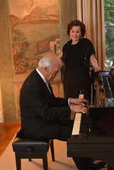 Embassy Series May 20, 2014: EU Ambassador Vale de Almeida and the the Arabella Quartet