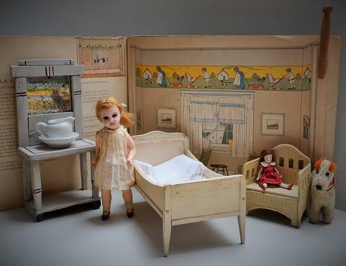 La chambre des bébés
