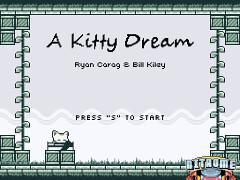 小貓的夢(A Kitty Dream)