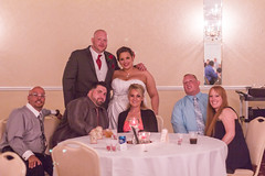 Shamblin Wedding (Siomara Marquetti) Tags: family flowers wedding girls friends boy ohio red roses people woman man flower men love church boys girl beautiful rose cake scarlet children happy groom bride dance women hug toddler kiss kissing cross dancing gray daughter may churches daughters couples crosses marriage kisses happiness bubbles bridesmaids reception laugh laughter hugs bouquet weddings lovely toddlers groomsmen bouquets laughs