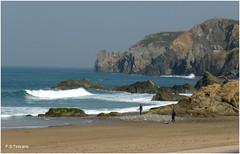 Costa Vasca 4. Bakio. Basque Coast 4. Bakio. (Esetoscano) Tags: sea españa costa beach coast spain waves country playa cliffs olas bizkaia basque euskadi bakio acantilados marcantábrico