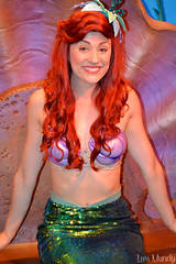 Ariel (disneylori) Tags: ariel princess disney disneyworld characters wdw waltdisneyworld magickingdom fantasyland enchantedforest disneyprincess thelittlemermaid disneycharacters arielsgrotto newfantasyland facecharacters meetandgreetcharacters littlemermaidcharacters