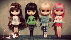 ♥ ♥ ♥ ♥ #passeio #feriado #poa #meninas #blythe