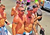 LAPride2 2014 521 (danimaniacs) Tags: shirtless man hot sexy guy pecs tattoo beard losangeles muscular bare chest hunk parade mus gaypride westhollywood stud csw tats lapride22014