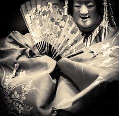, , , 2014 - 39 (Stphane Barbery) Tags: iris japan kyoto  noh  hayashi kimono shite japon soichiro   kanze kakitsubata
