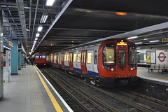 London Underground C Stock Farewell Tour 5578 / 6578  5531 / 6531  5721 / 6721 & S Stock 21403- / 21404 (Will Swain) Tags: uk travel england london june last train underground for long day tour britain c transport stock tube trains s run part farewell passenger ever moorgate seen 29th 21404 2014  6578 6531 5531 5578 5721 6721 21403