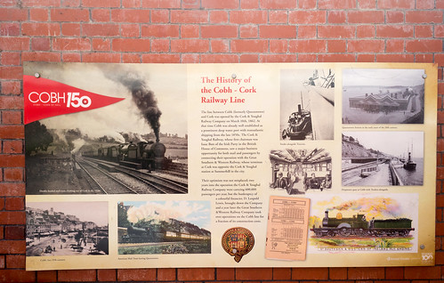 History Of The Cobh - Cork Railway Line