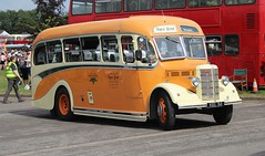 KEL94 Shamrock & Rambler Alton (jc_snapper) Tags: altonrally shamrockrambler bedfordob duple preservedbus
