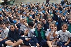 Escolares en las Islas Canarias