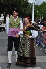 La Grande Parade de 2014 en Lorient (festivaldelorient) Tags: banda fil lorient 2014 asturies fitoria grandeparade camndefierro fil2014