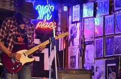 Carlos Elliot, Jr. at Gip's Place (Steve Likens) Tags: guitar alabama blues fender gips telecaster jukejoint bessemer jimmyreed gipsplace carloselliotjr