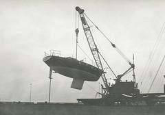 La Vouivre - SRR (denis6181) Tags: larochelle ports septembre 1973 denis lavouivre lavilleenbois dufour35