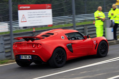 Lotus Exige (Cassio and Leo Magalhaes) Tags: red race germany europe track lotus vermelho circuit pista corrida alemanha exige nurburgring greenhell