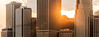 Downtown towers bathed in orange (dansshots) Tags: nyc sunset downtown manhattan financialdistrict d3 70200mm downtownnyc nycsunset newyorksunset nikond3 dansshots