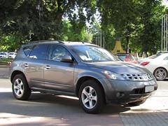 Nissan Murano SL 2006 (RL GNZLZ) Tags: nissan 4x4 suv awd v6 muranosl