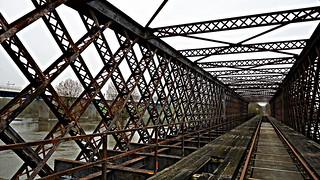 Le pont abandonné