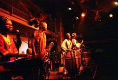 Osibisa African Band from Ghana at the Jazz Cafe London Aug 27 1999 005 (photographer695) Tags: osibisa jazz cafe london aug 1999 african band from ghana 27
