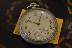 "Waltham Pocket Watch • <a style=""font-size:0.8em;"" href=""http://www.flickr.com/photos/51721355@N02/14734277874/"" target=""_blank"">View on Flickr</a>"