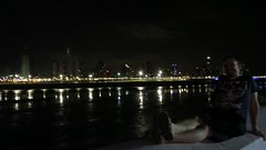 Panama by night