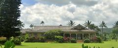 Albert Spencer Wilcox Beach House (Teemu008) Tags: hawaii kauai wilcox hanalei 1890s