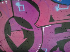 (andres musta) Tags: park streetart ontario canada art festival graffiti stickerart paint stickers 11 queens skatepark hiphop annual 11th aerosol barrie on 2014 painthtepark painthepark