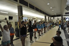 SeniorLunch_066 (Howard TJ) Tags: school ohio music color senior kids french drums high cheerleaders drum central guard band trumpet highschool marching trombone horn tuba sax brass frenchhorn clarinet pickerington woodwinds melophone howardtj