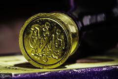waxSeal- (Johannes Nacpil {Gamer72}) Tags: longexposure macro gold purple manualfocus extensiontubes waxseal d3100 nikond3100 johannesnacpil joannesnacpil jaynacpil quantaray70210mm456