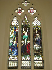 The Chancel Stained Glass Window in the Chapel of the Former Parade College - Victoria Parade, East Melbourne (raaen99) Tags: school detail window glass education catholic interior 19thcentury victorian australia melbourne chapel stainedglass victoria victoriana catholicchurch catholicism allegory 1850s stainedglasswindow ohm symbolism nineteenthcentury catholicschool 1879 gothicarchitecture churchwindow gothicrevival 1870s privateschool eastmelbourne gothicbuilding victoriaparade victoriangothic gothicstyle schoolbuilding theologicalcollege gothicrevivalarchitecture gothicrevivalstyle victoriapde victorianstainedglass chapelwindow williamwardell victoriangothicarchitecture catholiccollege victoriangothicstyle stainedglasschurchwindow gothicrevivalbuilding paradecollege williamwilkinsonwardell placeoflearning victorianacademicgothic victoriangothicbuilding wwwardell victorianstainedglasswindow placeofeducation openhousemelbourne placeofstudy catholictheologicalcollege victorianstainedglasschurchwindow eadesst eadesstreet