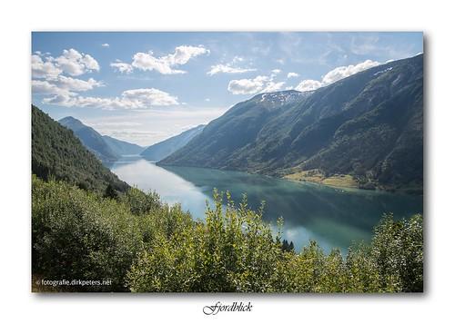 Fjordblick