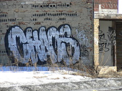 chaos closeup (httpill) Tags: streetart art graffiti chaos tag graf detroit msk