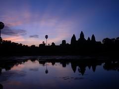 Sunrise at Angkor Wat - 008
