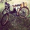 "A beauty. #tweedrideto #tweedride #toronto #tweed #tweedrun #vintagebike #edwardian #victorian #jazzage #vintage #biketoronto #bicycle #bikeswithoutborders • <a style=""font-size:0.8em;"" href=""https://www.flickr.com/photos/127251670@N02/14891224137/"" target=""_blank"">View on Flickr</a>"