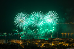 Festival of Pyrotechnic Art of Cannes 2014 (NykO18) Tags: ocean sea haven lightpainting france building water night marina reflections landscape fire mirror coast harbor boat europe ship darkness fireworks yacht cannes paca shore transportation manmade vehicle housing mediterraneansea pyrotechnics penumbra alpesmaritimes provencealpescôtedazur naturalelement supercannes festivalinternationaldartpyrotechniquedecannes