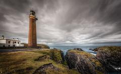 Butt of Lewis Lighthouse (The Unexplored) Tags: ocean lighthouse photoshop scotland nikon shot great sigma atlantic single westernisles hdr ness isleoflewis lightroom outerhebrides photomatix buttoflewis tonemapped tonemapping unexplored fhdr d5000 lewisandharris 816mm grimgit thegrimgit