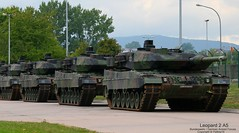 Leopard 2 A5 / German Armed Forces ( Bundeswehr) (Combat-Camera-Europe) Tags: army tank military mbt heer nato tanks armee panzer militär bundeswehr otan germanarmedforces badsalzungen landforces kampfpanzer landstreitkräfte landstreitkraft