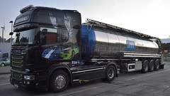 PL - Repinski >Marlep< Scania R09 560 TL Streamline >> Tribute to Paul Walker<< (BonsaiTruck) Tags: paul camion walker trucks tanker airbrush scania streamline lorries 560 lkw r09 marlep repinski