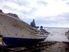 Cabo de Gata (butterfly_221) Tags: beach beautiful relax paraiso almeria cabodegata cala arrecife nijar lassirenas