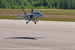 First in Flight RC Jet Rally 2014 - F-18 Super Hornet One Wheel Short (John. Romero) Tags: radio plane canon airplane photography fly flying photo nc airport control aircraft aviation air rally flight jet first hobby airshow planes carolina wilson remote tamron rc flyin