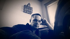 So Much To Do, So Little Motivation (Kenneth Wesley Earley) Tags: home mobile relax spokane robe relaxing northcentral bathrobe chillaxing dayoff spokanewa selfie chillax unmotivated 99205 blueandwhitephoto emersongarfield htconem8 blueandwhitesepia mobileselfie