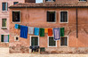 Rainbow Towels (trancepole) Tags: italien venice italy house colour canon eos haus venedig wäsche handtuch towell venetien 700d