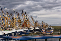 Harbour Stellendam KNMI. (Arjan van Dam) Tags: haven harbor stellendam knmi