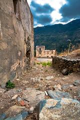 Gairo Vecchio (Freak_Irish_Sister) Tags: sardegna abandoned sardinia fantasma ruined vecchio collapsed rovine paese ogliastra gairo
