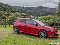 La Buzaca-1 (Gon Cancela) Tags: car vw golf volkswagen galicia coche bbs tsi pazo mkvi mk6 moraña buzaca