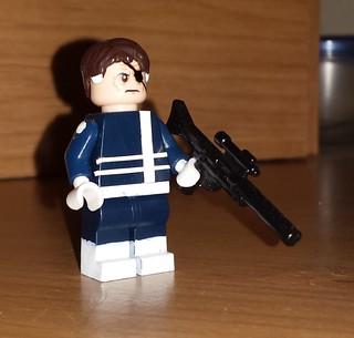 lego custom colonel nick fury