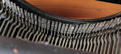 A-Z  (/&$# (Jos Ramn de Lothlrien) Tags: old typewriter vintage jr antigua past literatura clasico maquina letras typewriters maquinaria pasado teclas maquinadeescribir antiguedad producciones