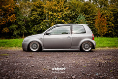 Earni's Lupo GTI - Unphased Elite (Anthony Seed) Tags: vw canon volkswagen eos september modified 1855mm gti custom bbs lupo burnley airlift 2014 500d unphased towneleypark airsuspension bbsrm carofthemonth unphasedelite californiapaintbody