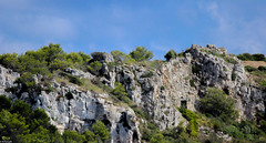 Cliff Face (Forsyth1987) Tags: cliff landscape spain rocks greenery menorca