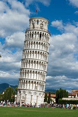 Leaning Tower (jimj0will) Tags: italy building tower architecture italia belltower unesco worldheritagesite pisa tuscany toscana leaningtower leaningtowerofpisa odt jimj0will jimjowill