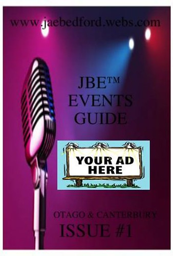 jbe events guide cover